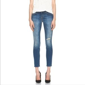 CURRENT/ELLIOTT The Stiletto Jeans Jukebox Destroy